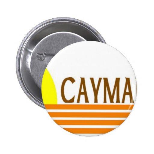 Cayman Islands Pins