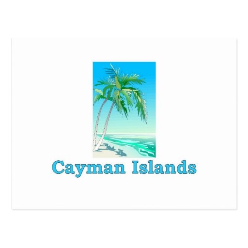 Cayman Islands Post Card