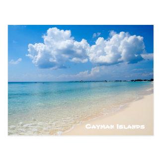 Cayman Islands Postcard - Seven Mile Beach
