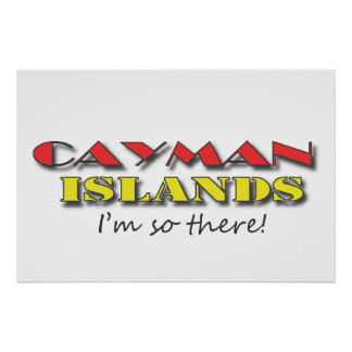 Cayman Islands poster