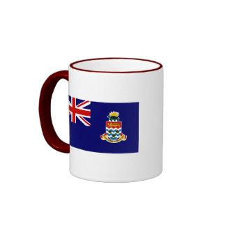 cayman islands ringer mug
