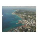 Cayman Islands Seven Mile Beach Post Card