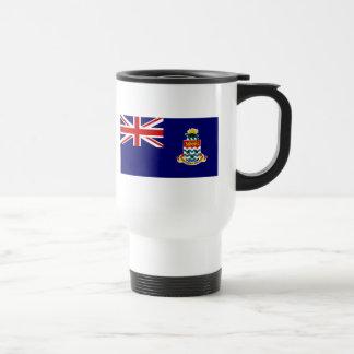cayman islands travel mug