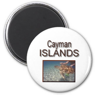 Cayman Islands Turtle Refrigerator Magnets