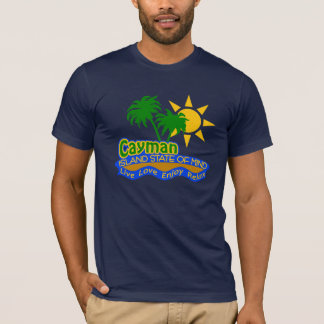 Cayman State of Mind shirt - choose style, color