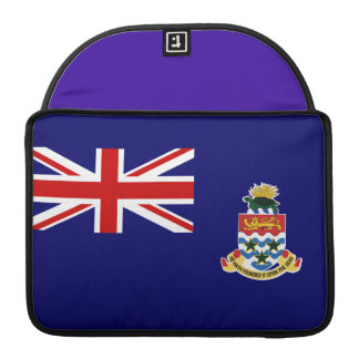 Caymanian Flag Sleeves For MacBooks