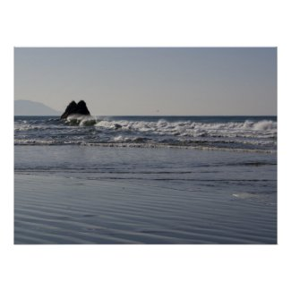 Cayucos Beach Print