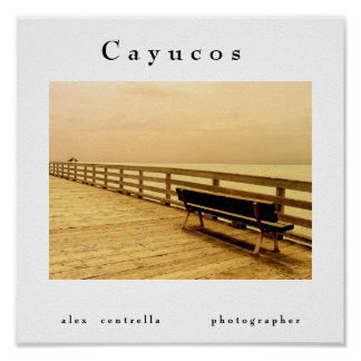 Cayucos Posters