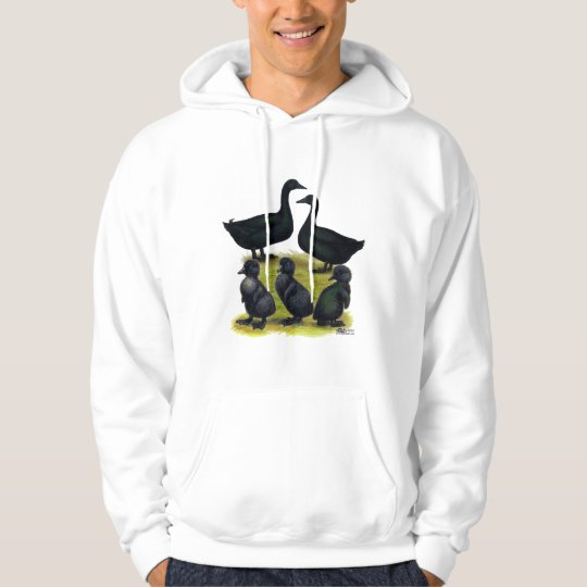 Cayuga Duck Family Hoodie