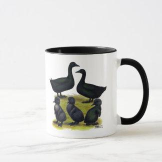Cayuga Duck Family Mug