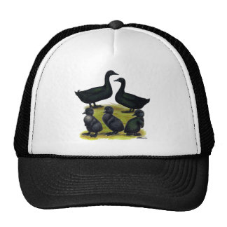 Cayuga Duck Family Trucker Hat