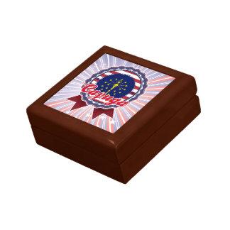 Cayuga, IN Jewelry Box