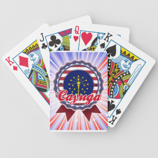 Cayuga, IN Deck Of Cards