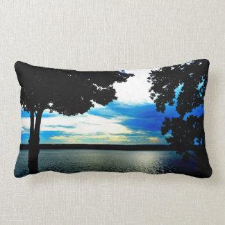 CAYUGA LAKE BEAUTY pillow