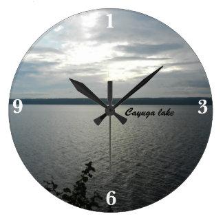 CAYUGA LAKE clock
