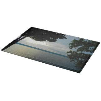 CAYUGA LAKE cutting board