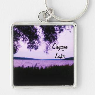 CAYUGA LAKE keychain