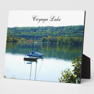 CAYUGA LAKE plaque