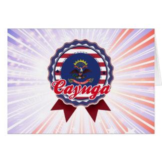 Cayuga, ND Felicitaciones