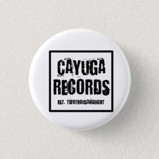 Cayuga Records button
