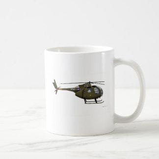 Cayuse Cav de Hughes OH-6 Tazas