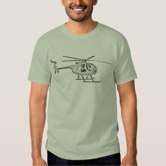 Cayuse OH-6 Poleras