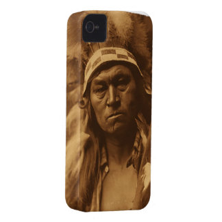 Cayuse warrior iPhone 4 Case-Mate cases