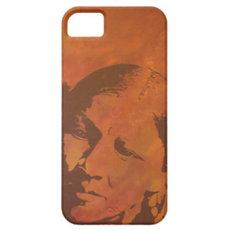"""Cayuse woman from painting entitled """"Be Curious"""". iPhone SE/5/5s Case"""