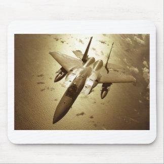Caza a reacción de F-15 Eagle Tapete De Ratones