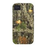 Caza Camo Case-Mate iPhone 4 Carcasas