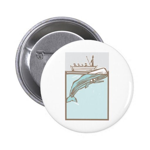 Caza de ballenas pins