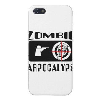 Caza de Carpocalypse del zombi iPhone 5 Cobertura