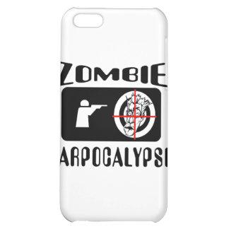 Caza de Carpocalypse del zombi