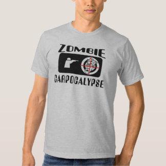Caza de Carpocalypse del zombi Remera