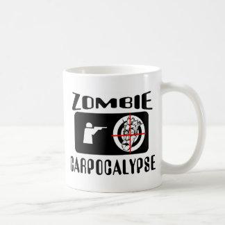 Caza de Carpocalypse del zombi Taza