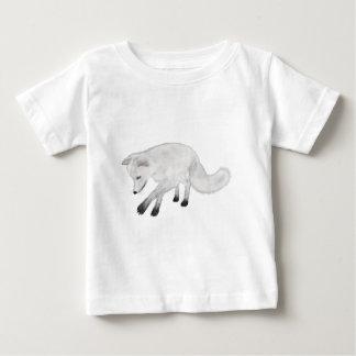 Caza de Fox ártico Tshirt