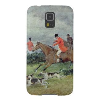 Caza de Fox en Surrey, siglo XIX Carcasa De Galaxy S5