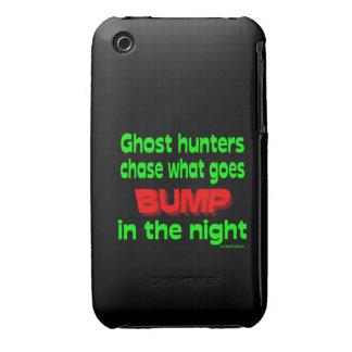 Caza de los cazadores del fantasma qué va topetón iPhone 3 Case-Mate cobertura