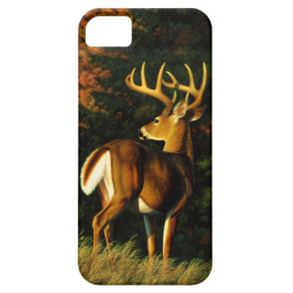 Caza de los ciervos del dólar del Whitetail iPhone 5 Funda