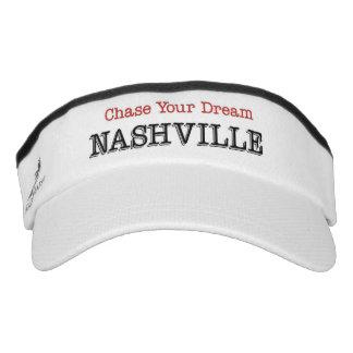 Caza de Nashville su sueño Visera
