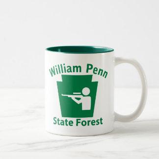 Caza de William Penn SF - taza