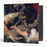 Caza del Hippopotamus y del cocodrilo, c.1615-16