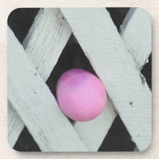 Caza del huevo de Pascua Posavasos