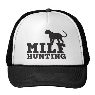 caza del milf gorro de camionero