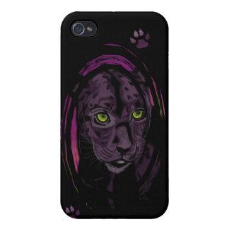 Caza en el caso del iPhone 4 de la oscuridad iPhone 4/4S Carcasa