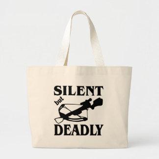 Caza silenciosa pero mortal de la ballesta bolsas
