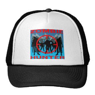 Cazador #003 del zombi gorras
