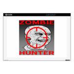 Cazador #004 del zombi portátil calcomanías