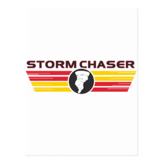 Cazador 2 de la tormenta postales