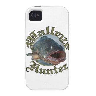 Cazador 2 de los leucomas Case-Mate iPhone 4 carcasa